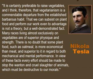 Nikola Tesla Quotes God This tesla quote was one of