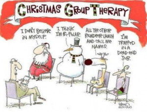 Christmas Therapy Group