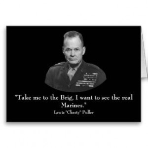 Chesty Puller Quote T-Shirts, Chesty Puller Quote Gifts, Art, Posters ...