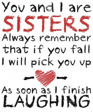 Funny Quotes About Little Sisters Funny quotes about little