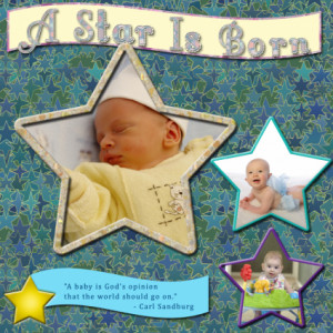 new baby sayings and quotes little girl sayings for scrapbooking ...