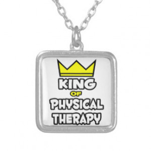 Funny Physical Therapist Necklaces