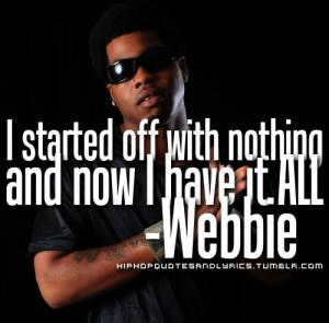 Hip-Hop Quotes & Lyrics