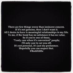 ... care when it's convenient
