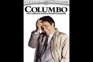 Columbo TV series Picture Slideshow