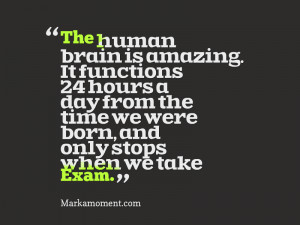 Motivational Exam Quotes Funny