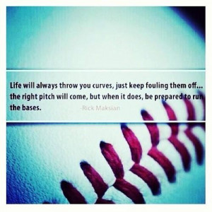 baseball quote sayings - Bing Images