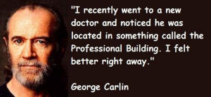 George carlin famous quotes 5