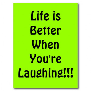 Laughing Colours Quotes When youre laughing