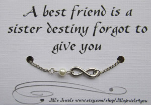 ... Infinity Charm Anklet with Pearl and by JillsJewels4You, $13.00