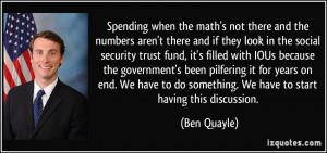 More Ben Quayle Quotes
