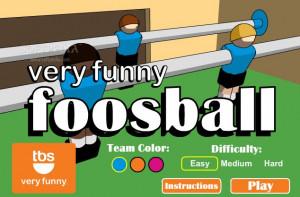Very Funny Foosball screenshot 1