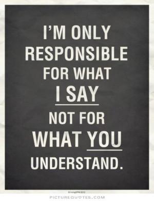No One Understands Me Quotes