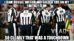 funny referee comments