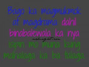 ... Tagalog ~ Break up Tagalog Quotes Archives | Tagalog Sad Love Quotes