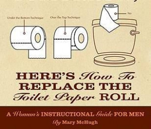 How to Replace the Toilet Paper Roll