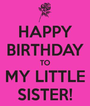 ... birthday little sister happy birthday lil sister happy birthday little