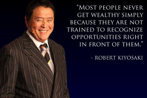 Articles tagged with: Robert Kiyosaki Network Marketing quotes