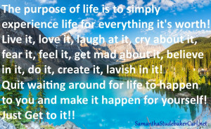 Quotes About Finding The One Find Your Purpose Quote