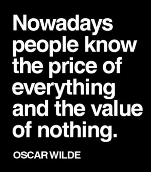 Thanks For Nothing Quotes In nowadays value of nothing