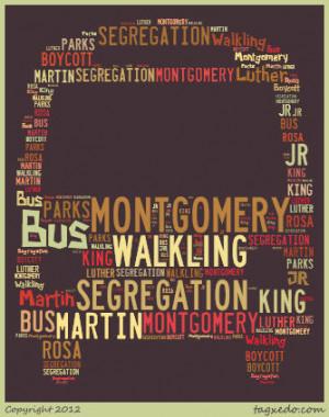 montgomery bus boycott essay questions