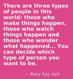 kay ash quote http www blog qtoffice com bid 95252 mary kay ash quote ...