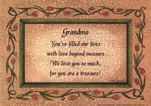 inspirational quotes about death of a grandma