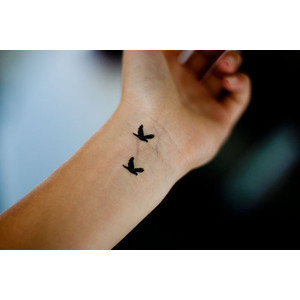Pretty, dainty tattoos :)
