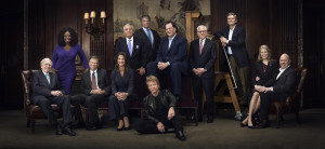 Forbes Photographs 'Titans of Philanthropy'