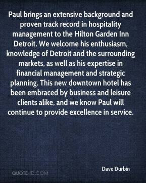 Hospitality Quotes