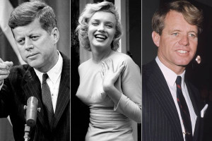 Jfk And Marilyn Monroe Pictures