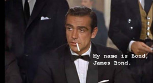 11 steps to create a compelling fictional character - James Bond