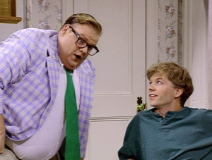 remember seeing this episode of SNL in 1993 when it aired and I ...