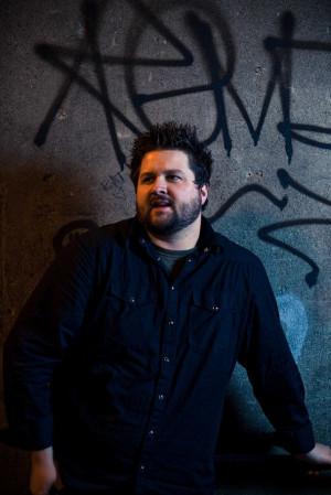 Shawn Walsh's Mustache photo shoot