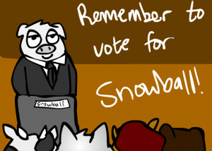 """Animal Farm"" Speech – Snowball Essay Sample"