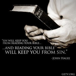 Quote from Pastor John Hagee