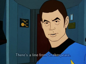 Animated Star Trek , Animated Shakespeare