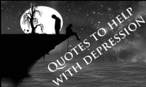 Quotes To Help Depression Overcoming Depression Quotes
