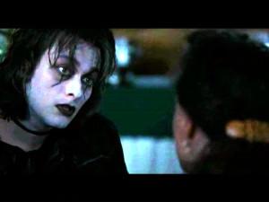 Edward Furlong The Crow Wicked Prayer