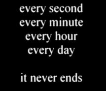 bmth, bring me the horizon, it never ends, lyrics, oliver sykes, text