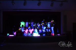 zumba glow party october