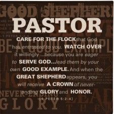 Show your pastor how much his service means to you with this beautiful ...