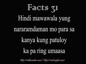 fact31 Tagalog Quotes To Move on and More Love Love Love Quotes
