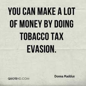 tax money quote 1