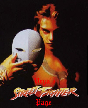 About 'Vega (Street Fighter)'