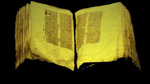 many believe bibles missals and blessed books often have supernatural