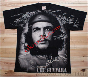 Which che guevara t shirt uk orchost