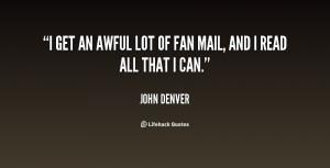 John Denver Quotes