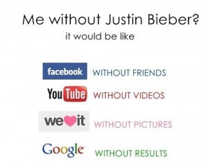 because i am a belieber justinbieber justin bieber