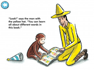 Curious George's Dictionary for iPad review | iMore